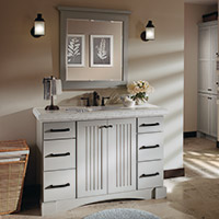 Thomasville - Design Your Room - Bathroom Cabinets