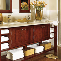 vanity cabinets - Bathroom Cabinets Ideas