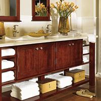 Genial Vanity Cabinets