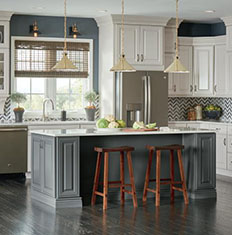 Thomasville - Design Your Room - Kitchen Cabinets