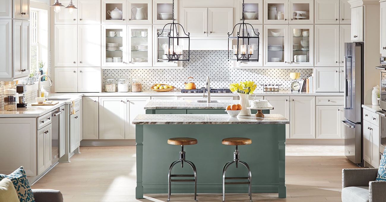 Welcome To A World Of Cabinetry Options.