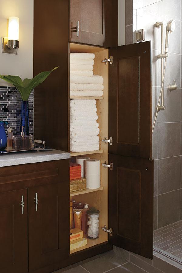 Tall Linen Cabinet, Bathroom Tall Cabinets