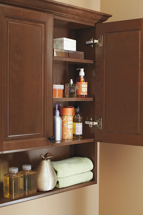Thomasville Organization Vanity Wall Cabinet