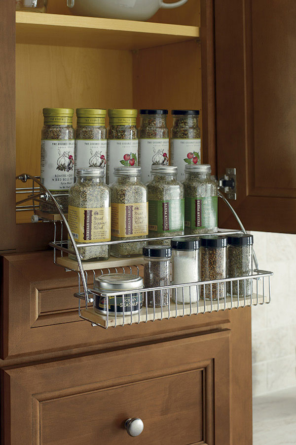 Thomasville Organization Pull Down Spice Rack