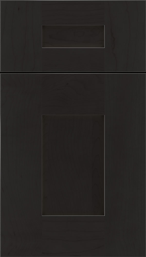 Newhaven 5pc Maple shaker cabinet door in Charcoal