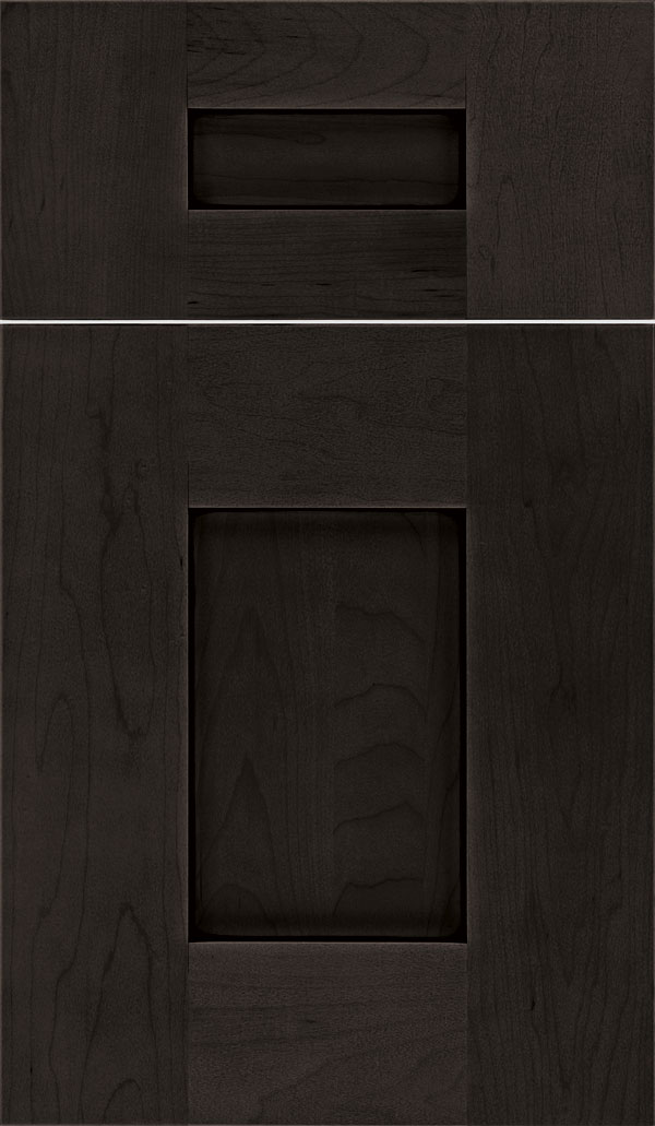 Newhaven 5pc Maple shaker cabinet door in Weathered Slate