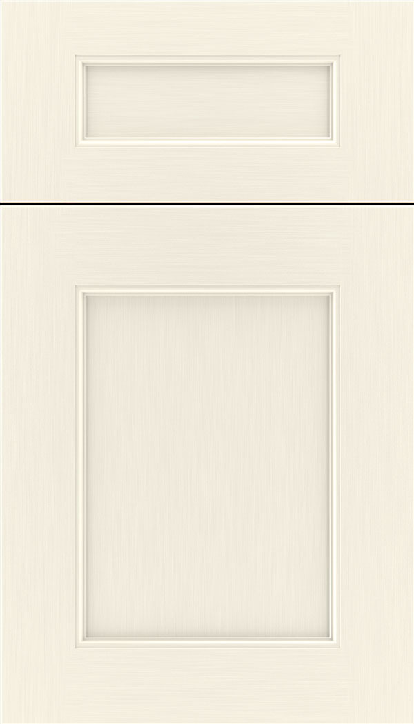 Lexington 5pc Maple recessed panel cabinet door in Millstone