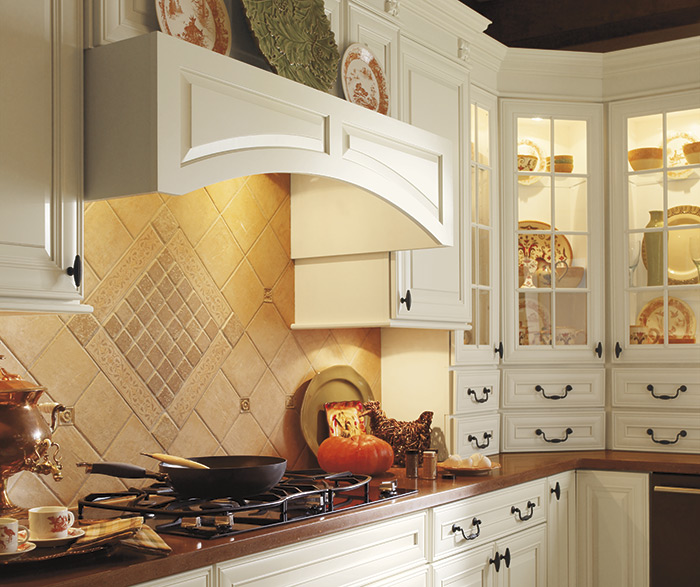 Traditional kitchen maple cotton 3