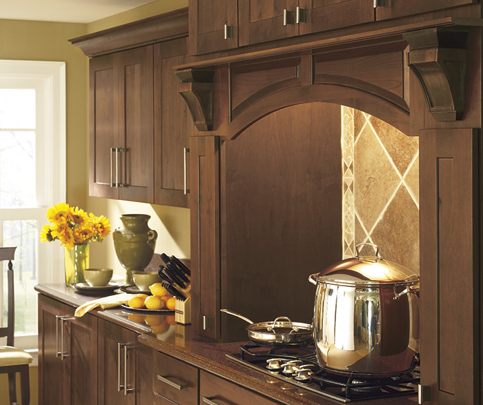Traditional kitchen alder barrell 2