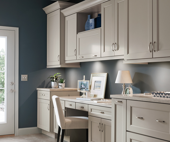 Casual laundry room maple sterling 3