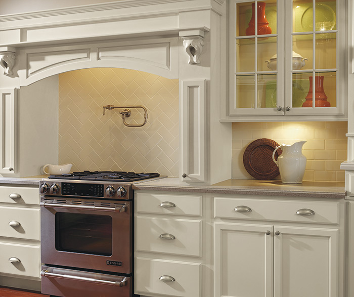 Traditional kitchen maple dover 4