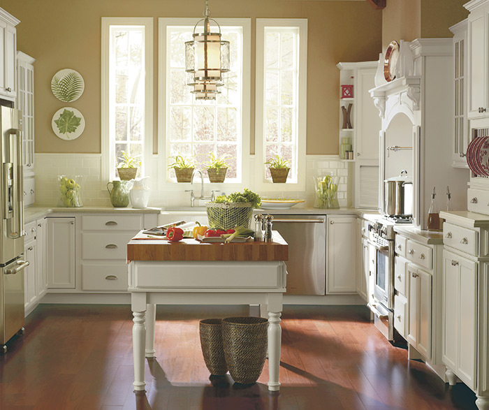 Traditional kitchen maple dover 5