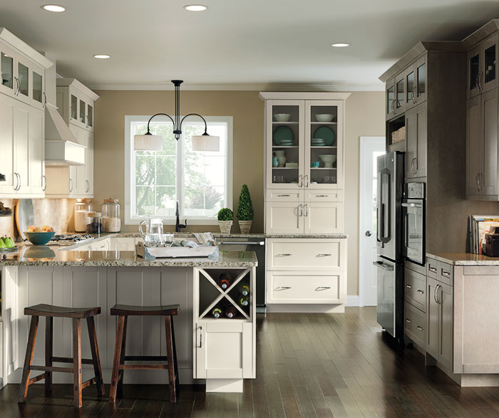 thomasville - find your style - lakefield maple gypsum and pebble