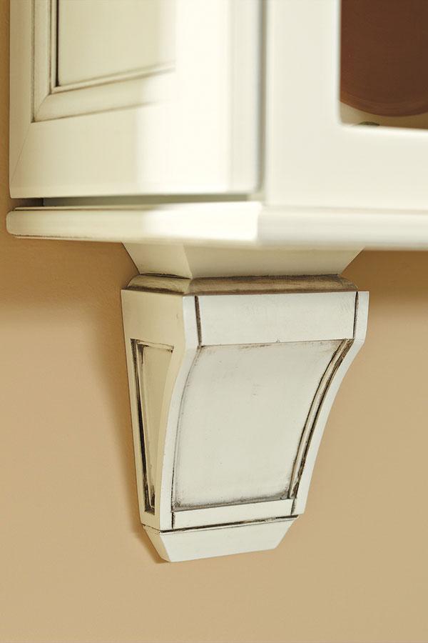 Thomasville Embellishments Small Shaker Corbel