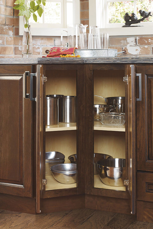 Thomasville Specialty Products 135 Degree Base Cabinet