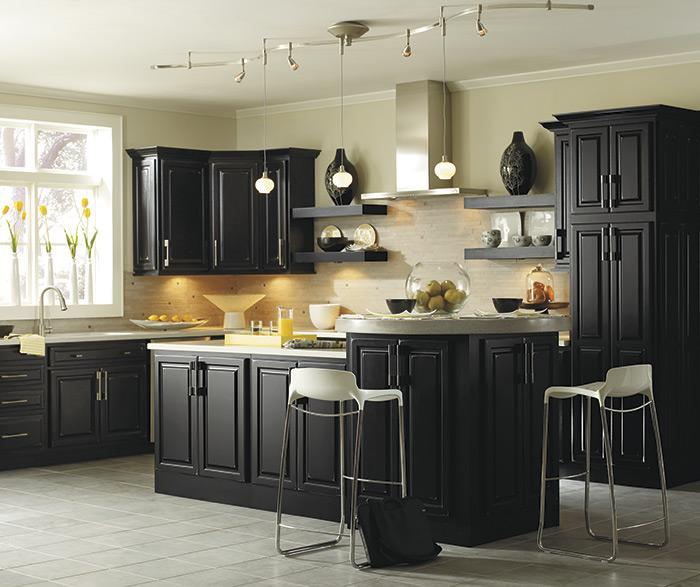 Thomasville Kitchen Cabinets >> Thomasville - Find Your Style - Addington Cherry French Roast
